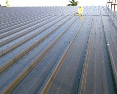 Tetti in alluminio ROTA Lattoneria 2