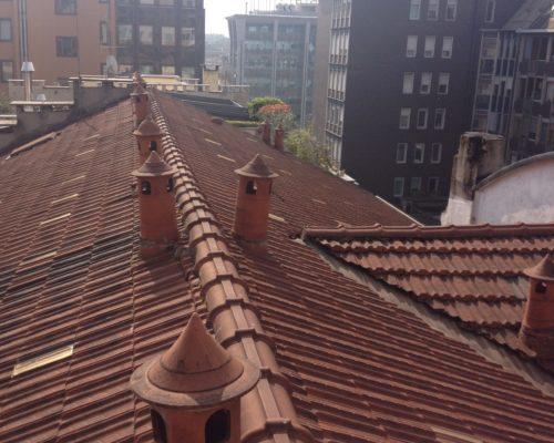 Copertura tetti in metallo ROTA Lattoneria 7