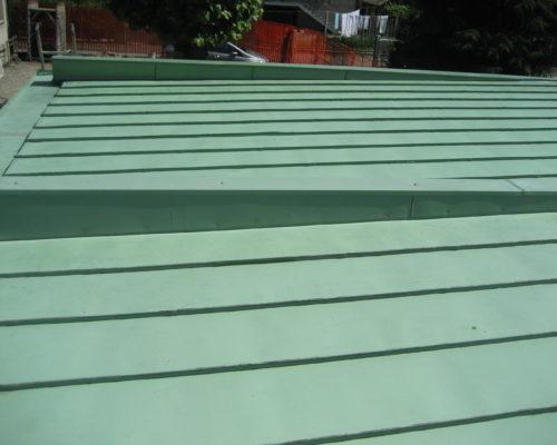 Copertura tetti in metallo ROTA Lattoneria 5