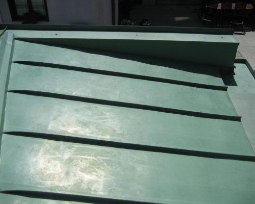 Copertura tetti in metallo ROTA Lattoneria 3